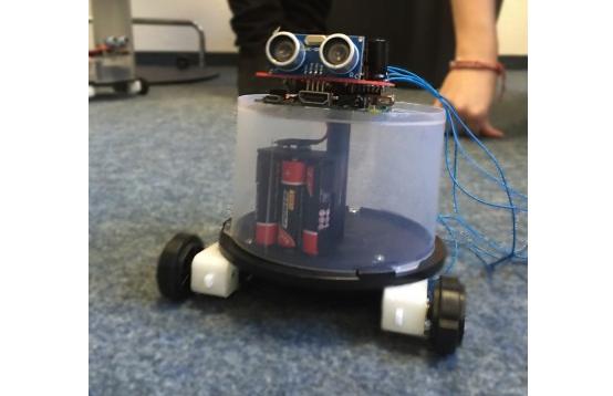 """Roboter - Projekt """"digit@l world 2016"""" erfolgreich abgeschlossen"""