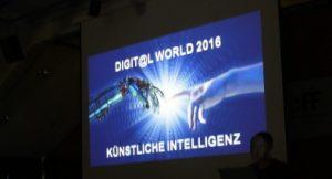 """Projekt """"digit@l world 2016"""" erfolgreich abgeschlossen"""