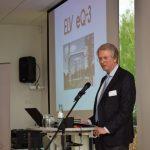 ELV-Vorstandsvorsitzender Heinz-Gerhard Redeker