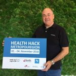 Netzlink beim Health Hackathon Metropolregion