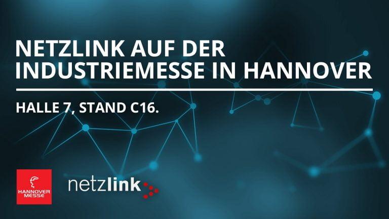 Netzlink auf der Hannovermesse 2019
