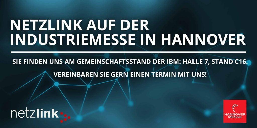 Netzlink auf der Hannovermesse2