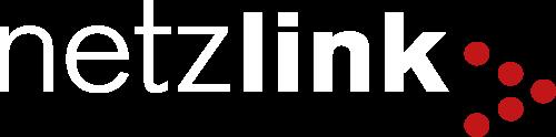 Netzlink Logo weiß