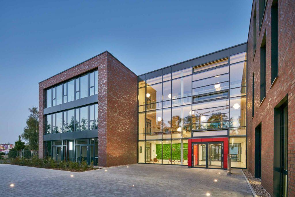 IT-Campus Westbahnhof von Netzlink