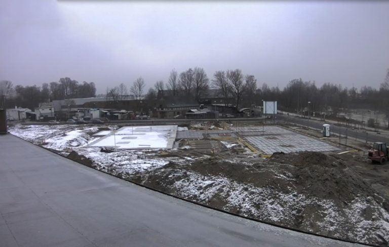 IT-Campus im Bau