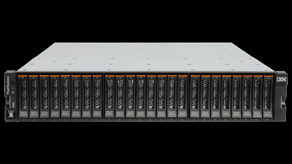 IBM Flash-Systeme