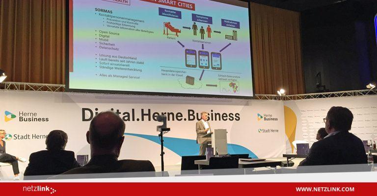 digital herne business mit Netzlink und Ostfalia