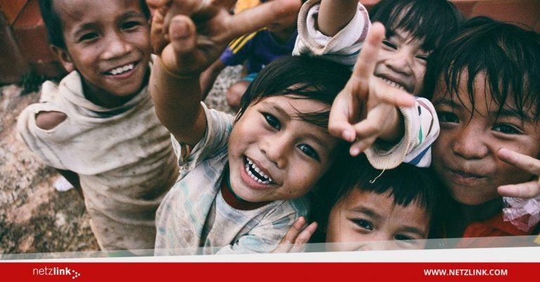 Netzlink Spende an KindernothilfeWeihnachten 2020