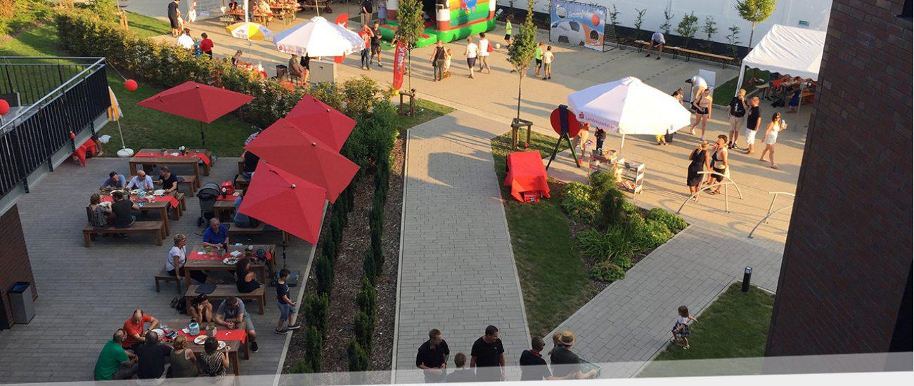 IT-Campus Sommerfest 2019 Titelbild