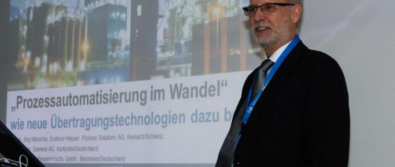 Dr. Jörg Hähniche | Endress+Hauser Process Solutions AG