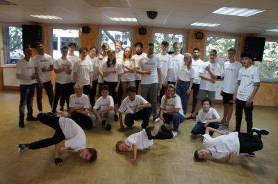 Kreshkurs Breakdance