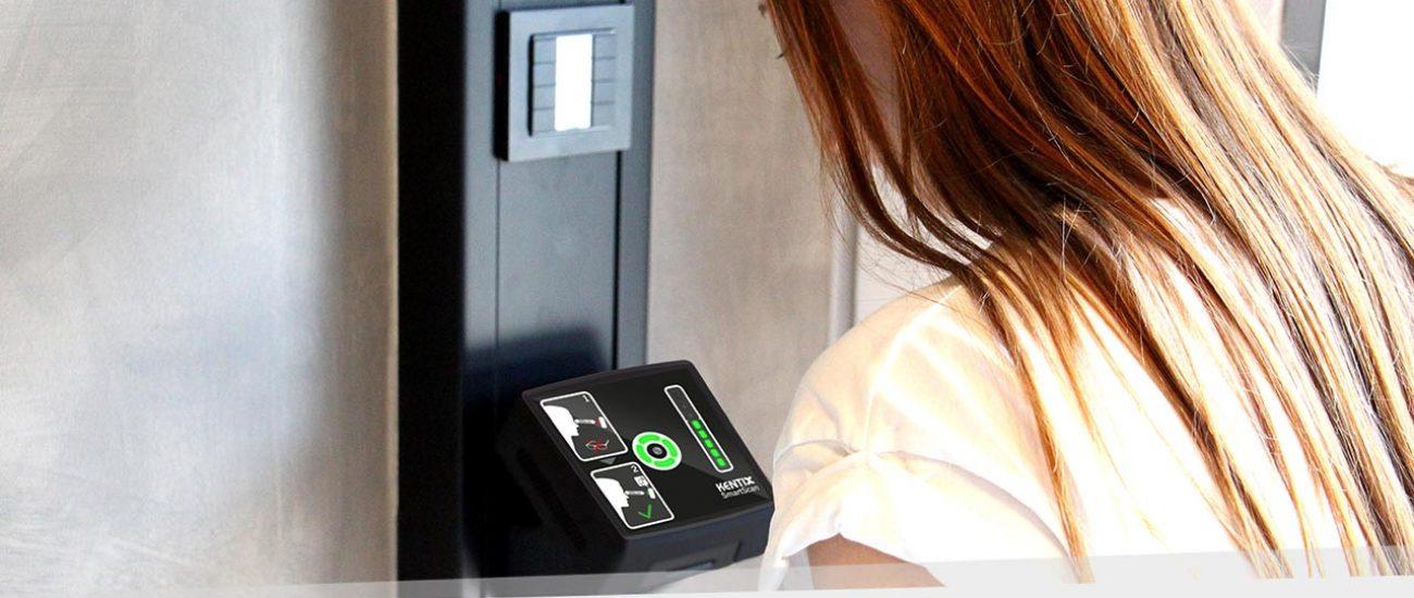 Wärmescanner Kentix von Netzlink